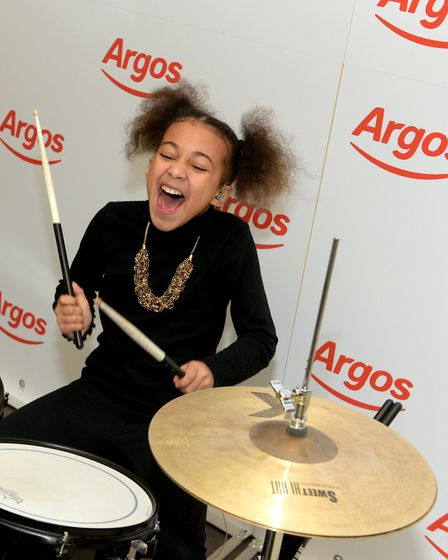 Nandi was the star of the recent Argos advert and has also appeared on the Ellen show in the US. She