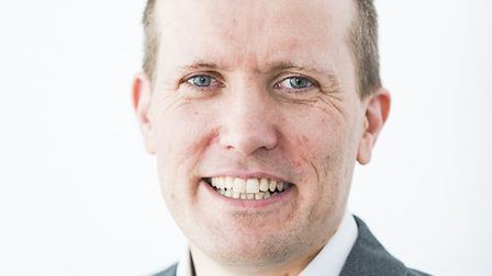 Andrew Diver of Beatons chartered accountants Picture: BEATONS