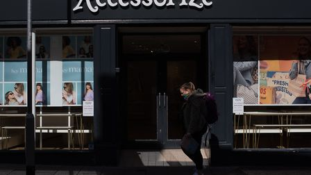 Monsoon Accessorize has called in administrators putting jobs in Ipswich and Bury St Edmunds at risk