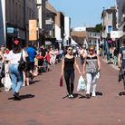 More than 9,200 people visited Ipswich town centre on Monday, June 15 as coronavirus restrictions we