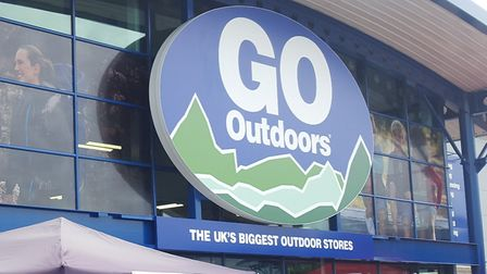 The GO Outdoors store at Anglia Retail Park in Ipswich. Picture: MATT STOTT