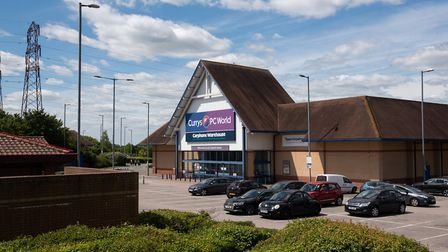 Currys/Pc World at Ipswich Interchange, which is set to reopen on June 15, initially as a 'tech hub'