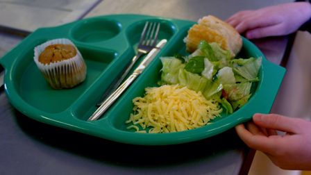 Suffolk campaigners have welcomed the government's decision to extend free school meals over the sum