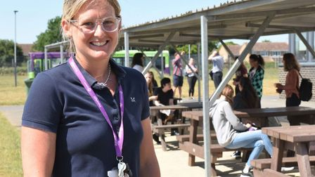 Abbie Thorrington is the new principal at Ipswich Academy. Picture: SPRING