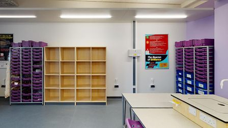 Copleston High School is equipped with modern facilities. Picture: OAKSMERE DESIGN/COPLESTON HIGH SC