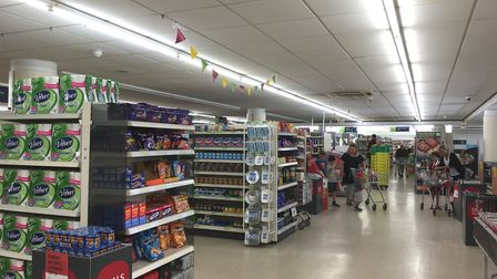 The East of England Co-op has given more money to food banks amid fears that food poverty will rise