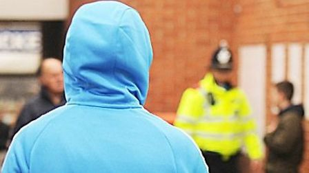 Police said the increase in use of stop-and-search reflected the force's proactive approach to ident