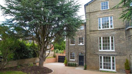 The property in Anglesea Road has a guide price of �1.2million Picture: FINE & COUNTRY