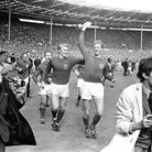 World Cup winning England defender and former Republic of Ireland manager Jack Charlton has died at
