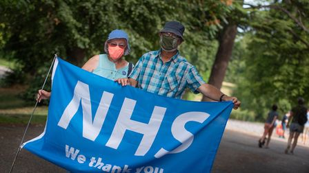 Nurses are due for a pay rise next April Picture: SARAH LUCY BROWN