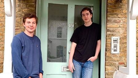 Indie-folk duo Alwyne Picture: AUTISM & ADHD ONLINE FESTIVAL