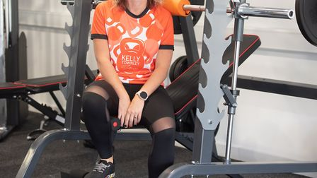 Kelly Towneley believes now is the perfect time to start a gym, even after the coronavirus crisis. P