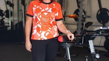 Kelly Townley will open the new gym on Saturday, July 25. Picture: SARAH LUCY BROWN