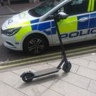 Police were called to an e-scooter crash in Tavern Street, Ipswich Picture: NSRAPT