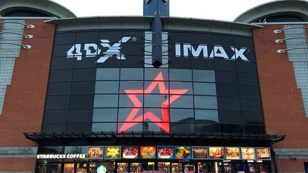 Cineworld, Ipswich, is one of a select band of cinemas chosen to screen modern classics in 4DX as ci