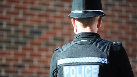 Police are urging Ipswich residents to be vigilant after a woman asked for money on people's doorste