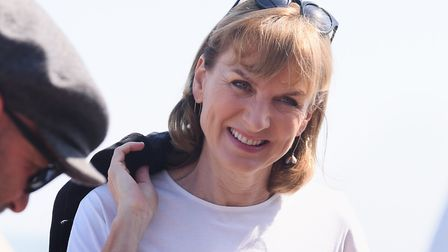 Fiona Bruce will bring the Antiques Roadshow to Christchurch Park, Ipswich Picture: DENISE BRADLEY