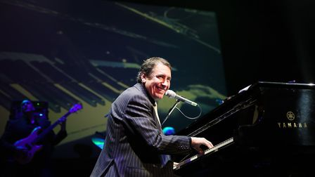 Jools Holland and his Rhythm and Blues Orchestra have postponed their Ipswich Regent concert for 202
