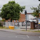 A man has denied assault and careless driving outside Kesgrave High School. Picture: ARCHANT