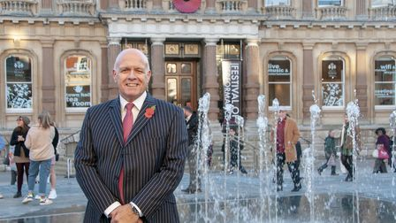 Ipswich Central's Terry Baxter has appealed to business leaders to get workers back to the office as