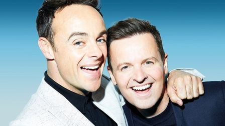 Showbiz legends Ant and Dec will be celebrating 30 years on TV as part of the Ipswich Regent's link-
