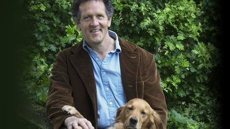 TV gardener Monty Don will be chatting with fans online as part of the Ipswich Regent's link-up with