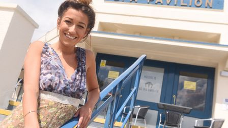 Suzie Lowe and the Dennis Lowe Theatre Company could be staging the only panto in Suffolk this Chris