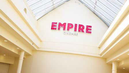 Empire cinema in Ipswich has reopened. Picture: GREGG BROWN