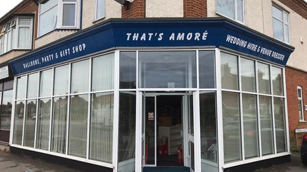 That's Amoré is moving to a town centre store in the heart of Felixstowe's High Road West. Picture: