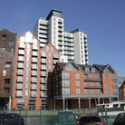 The Winerack on Ipswich Waterfront won Best High Volume New Housing Development Award at the Local A
