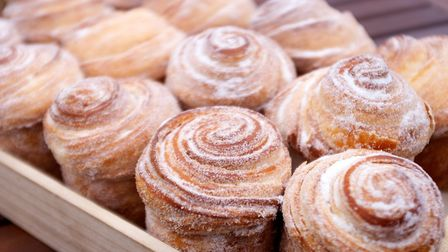 Little Pig Bakery is bringing cruffins to Ipswich Farmers' Market on September 6 Picture: Suffolk M