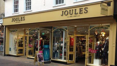 The Joules 'Big Suffolk Sale' will return to Trinity Park in Ipswich in September 2020 Picture: JUD
