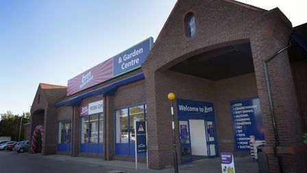 A staff member at B&M's Warren Heath store in Ipswich tested positive for coronavirus while on annua