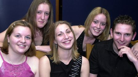 Do you recognise anyone in this photo from Ipswich Pals? Picture: LUCY TAYLOR/ARCHANT