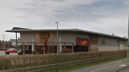 The Chiquito Tex-Mex restaurant in Nacton Road, Ipswich, which has reopened Picture: GOOGLEMAPS
