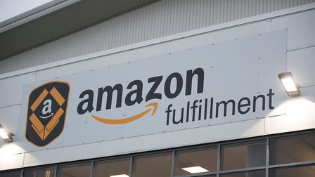 Amazon is doubling the number of staff at their Ipswich depot - and employing 250 Christmas temps Pi