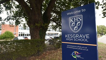The 15-year-old victim is a pupil in Year 11 at Kesgrave High School. Picture; JOE GIDDENS/PA WIRE