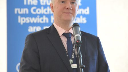 Dr Shane Gordon, director of strategy and innovation at Ipswich Hospital, said the longer preparatio