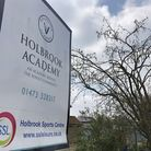 Holbrook Academy. Picture: JAKE FOXFORD