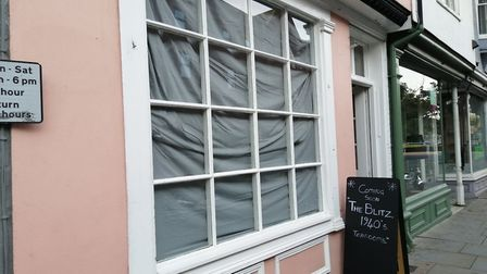 A new 1940s themed tearoom is set to open soon in Ipswich Picture: ARCHANT