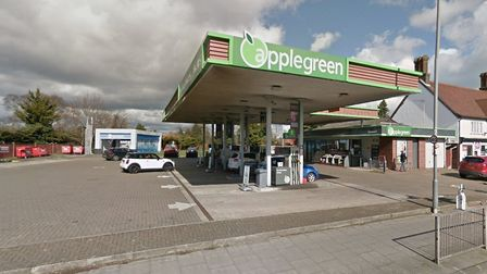 The petrol station is owned by the Applegreen Petrogas Group. It says the drive-thru will bring new