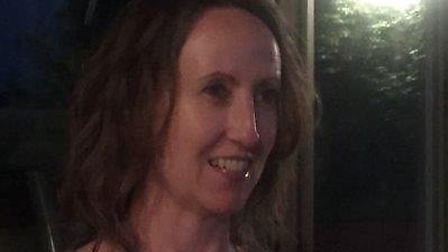 Linda Hussain from Bristol Road, Ipswich, has been missing since this morning. Picture: SUFFOLK POLI