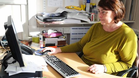 Nicky Willshere, chief executive of Citizens Advice Ipswich, has warned about the problems of more p