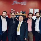 Francesco Hair Salon in Ipswich has been announced as a national finalist in the Best Team category