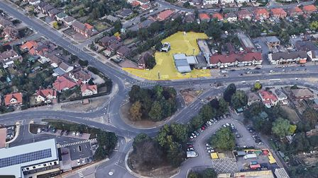 Plans have been submitted for a Drive Thru Costa Coffee facility on the site of the current car wash