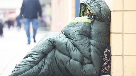 There are fears places like Ipswich will see a rise in homelessness this winter, following the coron