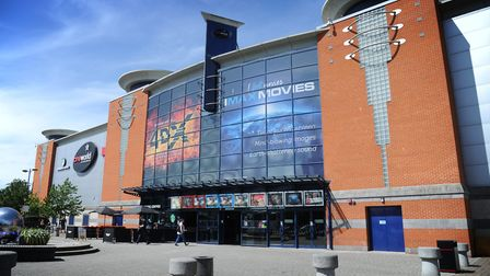 Cineworld at Cardinal Park, Ipswich, could be at risk after the chain reported a loss of �1.3bn in t