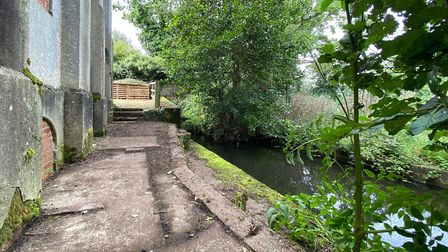 Bucklesham Water Mill is going under the hammer in a virtual auction on Spetember 30. Picture: GOLDI