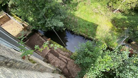 It is also believed you could own a small section of the river if you buy Bucklesham Water Mill, alt