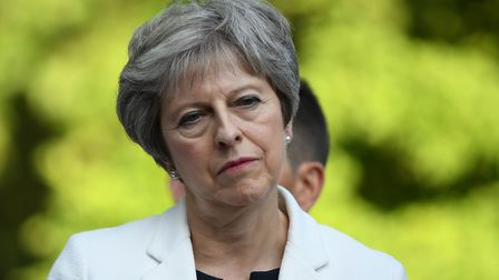 More bad news: Prime minister Theresa May has been warned there will be no Brexit dividend to fund h